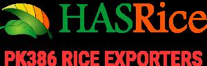 HAS Rice Pakistan 386 Rice Exporters